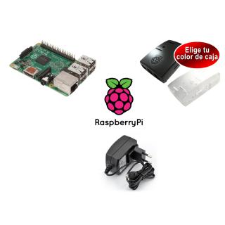 RASPBERRY PI 2 - MODELO B 1GB - KIT DE INICIO BASICO