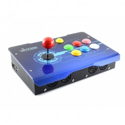 WAVESHARE ARCADE CONSOLE 1 PLAYER - POWERED BY RASPBERRY PI