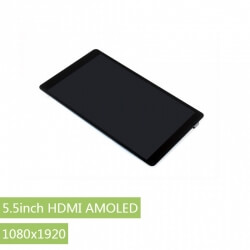 "PANTALLA 5,5"" HDMI AMOLED TACTIL CAPACITIVA"