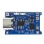 CARGADOR LITIO/18650 USB-C CON PROTECCION TP4056 03962A