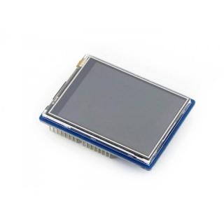"""SHIELD LCD TFT 2,8"""" TACTIL PARA ARDUINO"""