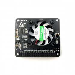 ARGON FAN HAT PARA RASPBERRY PI