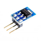 MODULO REDUCTOR DC STEP-DOWN AMS1117 3,3V (VERTICAL)