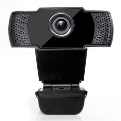 WEBCAM 812H 2MPX FULLHD 1080P 30FPS MICROFONO USB