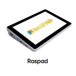 RASPAD 3 - TABLET PARA RASPBERRY PI