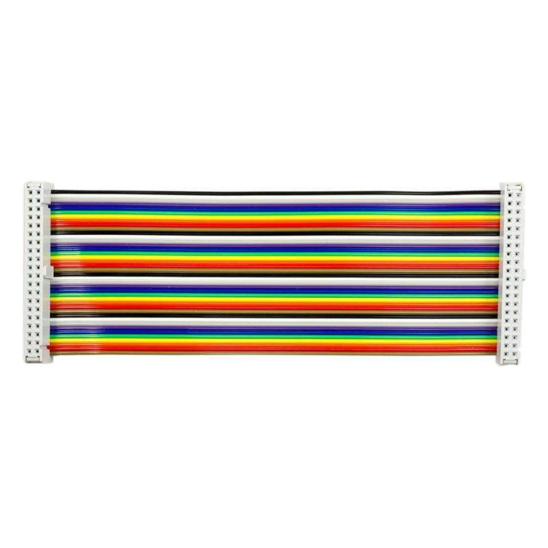 CABLE GPIO 40 PINES H/H 20CM