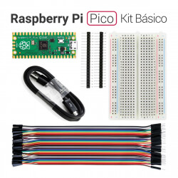 RASPBERRY PI PICO - KIT BASICO