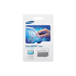 SAMSUNG MICROSDHC UHS-I PRO 16GB CLASS10