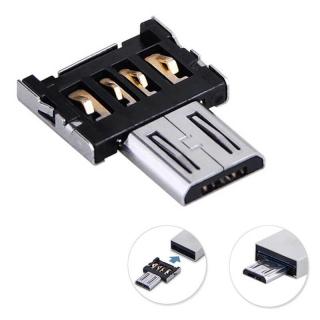 MICRO ADAPTADOR USB OTG PARA ANDROID
