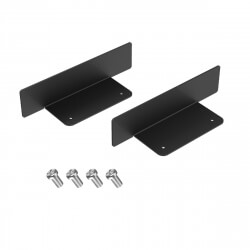 UCTRONICS Blank Covers for 19 inch 1U Raspberry Pi Rackmount, 2-Pack