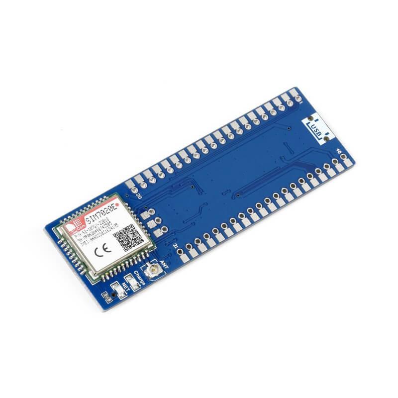SIM7020E NB-IoT Module For Raspberry Pi Pico, for Asia, Europe, Africa, Australia