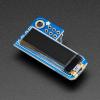 Adafruit PiOLED - 128x32 Monochrome OLED Add-on for Raspberry Pi