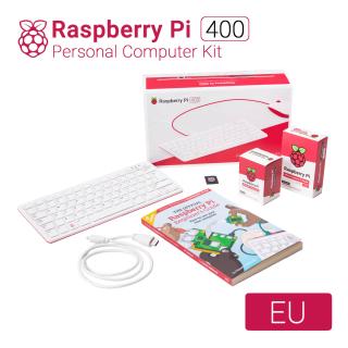 RASPBERRY PI 400 - PERSONAL COMPUTER KIT (EU)