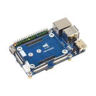 Mini Base Board (B) Designed for Raspberry Pi Compute Module 4