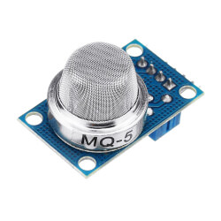 SENSOR MQ-5 - DETECTOR GAS NATURAL Y METANO