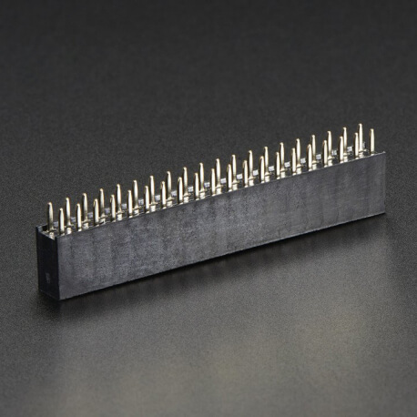 CONECTOR 2x20 PINES HEMBRA (3MM)