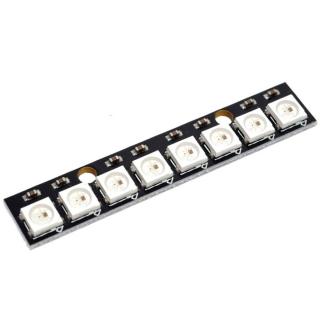 BARRA LED RGB WS2812B 8 PIXELES