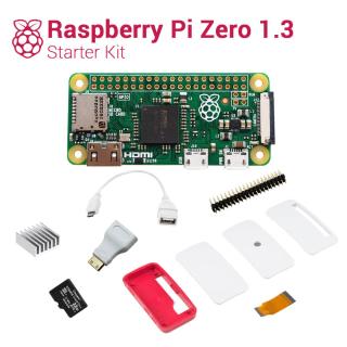 RASPBERRY PI ZERO 1.3 - STARTER KIT 32GB