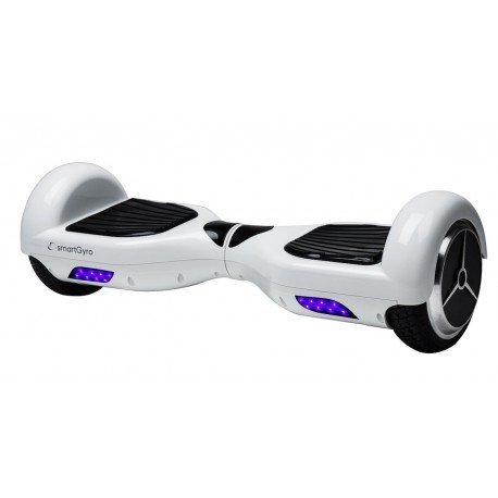 MONOPATIN ELECTRICO SMARTGYRO X1 HOVERBOARD