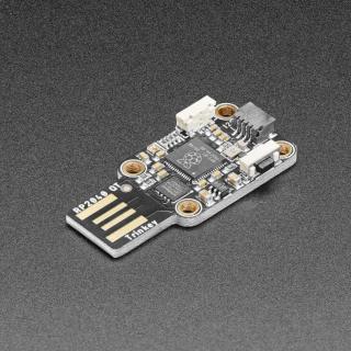 ADAFRUIT TRINKEY QT2040 - RP2040 USB KEY CON STEMMA QT