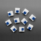 PULSADOR MECANICO KAILH - CLICKY NAVY BLUE - PACK 10 - COMPATIBLE CHERRY MX