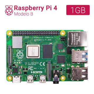 RASPBERRY PI 4 - MODELO B - 1GB (r1.4)