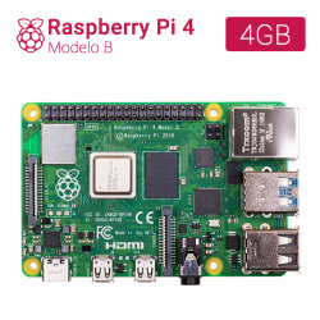 RASPBERRY PI 4 - MODELO B - 4GB