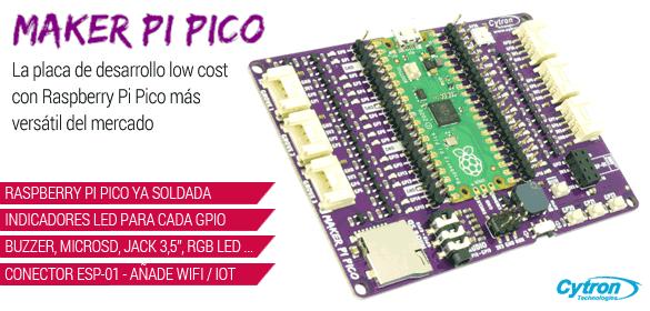 Cytron Maker Pi Pico