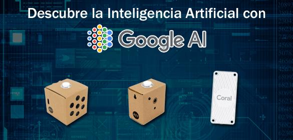 Google AI en Tiendatec